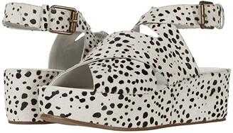 Matisse x Amuse Society - Runaway (Black Spot Cowhair) Women's Shoes