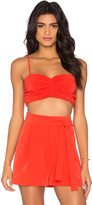 KENDALL + KYLIE Rouched Bustier
