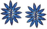Spikey Flower Earrings**