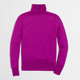 J.Crew Factory Merino wool turtleneck sweater