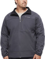 Columbia Smooth Spiral Softshell Jacket - Big &Tall