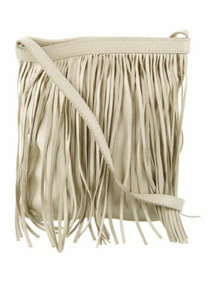 Hermes Milo Fringe Crossbody Bag