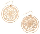 Forever 21 Filigree Drop Earrings