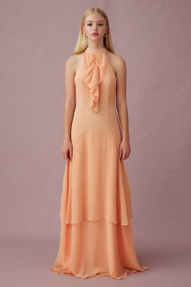 Keepsake NO LOVE GOWN Coral Sands