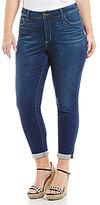 NYDJ Plus Anabelle Skinny Boyfriend Jeans