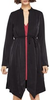 BCBGeneration Belted Satin Robe