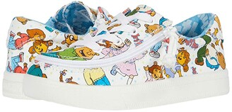 BILLY Footwear Kids Classic Lace Low Arthur Friends (Toddler) (All Over Print) Kid's Shoes