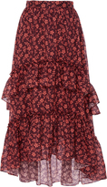 Ulla Johnson Maria Tiered Skirt