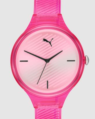 Puma Contour Pink Analogue Watch