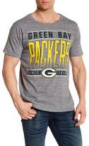 Junk Food Clothing Green Bay Packers Touchdown Tee