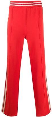 Wales Bonner Stripe-Detail Track Trousers