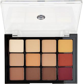 Viseart 10 Warm Mattes Eyeshadow Palette