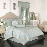 Waverly Moonlight Medallion Quilt Set
