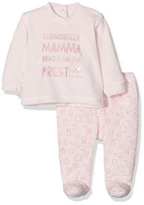 Chicco Baby Completo Coprifasce Con Ghettina Footies,Neonato (Size: 044)