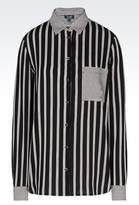 Armani Jeans Shirts - Long sleeve shirts