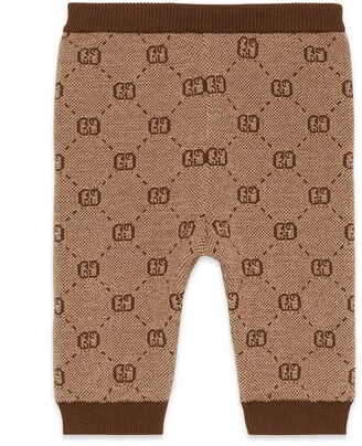 Gucci Baby GG wool legging