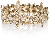 Accessorize Pearl Lily Stretch Bracelet