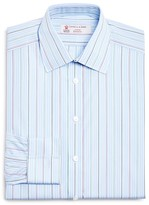 Turnbull & Asser Stripe Classic Fit Dress Shirt - 100% Bloomingdale's Collection
