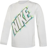 Nike Little Boys' Long-Sleeve Graphic-Print T-Shirt