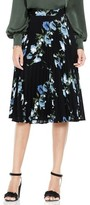 Vince Camuto Women's Windswept Bouquet Skirt