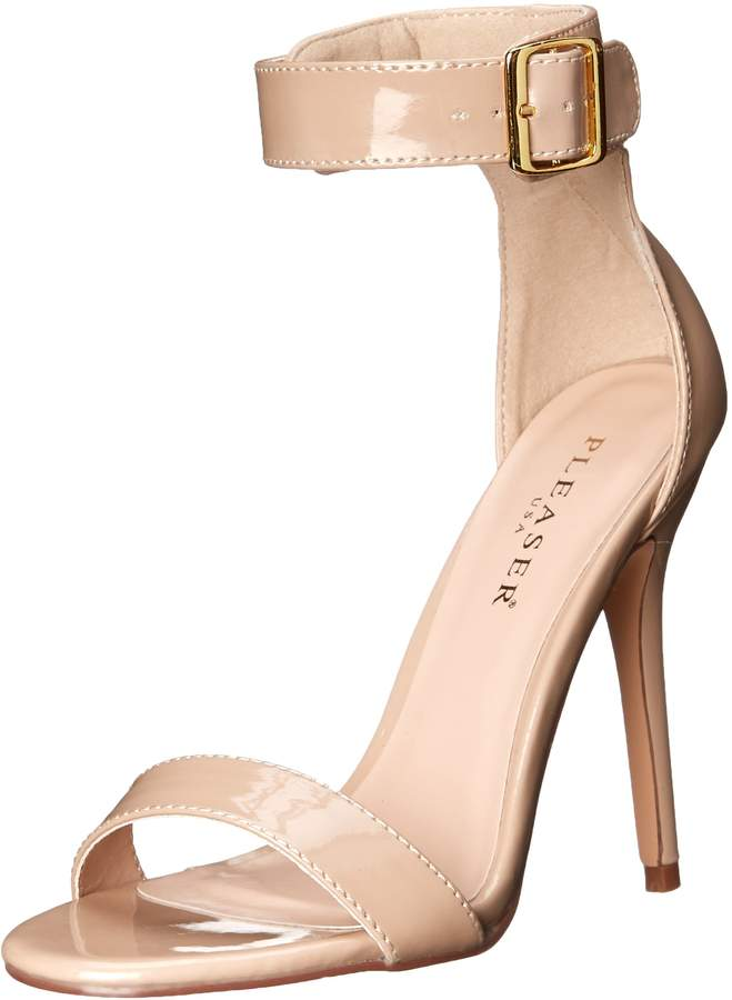 Pleaser USA Women's Amu10/CR dress Sandal