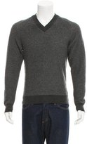 Isaia Wool & Cashmere-Blend Sweater w/ Tags