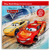 Disney Cars 3 Read-Along Storybook and CD