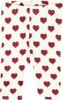 Coccoli Heart Print Pants