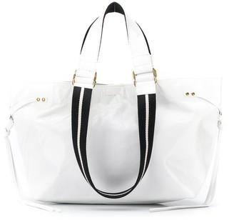 Isabel Marant Contrast Handles Large Tote Bag