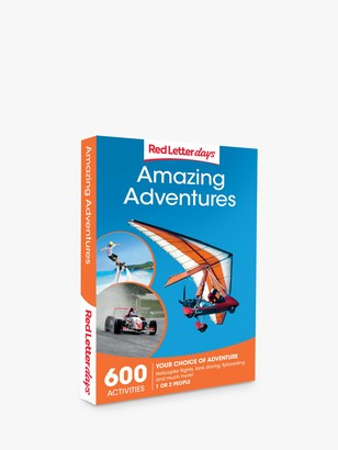 Red Letter Days Amazing Adventures Gift Experience