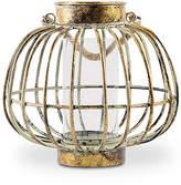 Home Essentials Metal & Glass Lantern