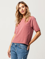 Others Follow Raglan Womens Pocket Tee