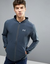 Under Armour Running True Sw Jacket In Grey 1289388-008