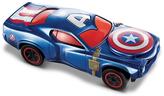 Mattel Hot Wheels Marvel Captain America Car