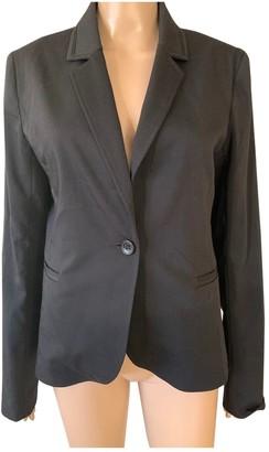Bruuns Bazaar Black Wool Jacket for Women