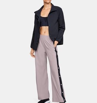 Under Armour Women's UA RECOVER Woven Wide Leg Pants