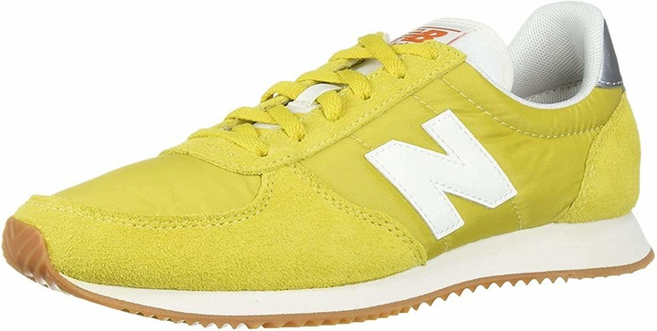 New Balance Yellow Women S Shoes Shop The World S Largest Collection Of Fashion Shopstyle