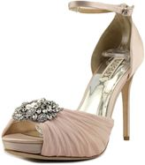 Badgley Mischka Tad Rose Femmes Pompe