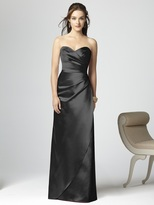 Dessy Collection - 2851 Dress in Black