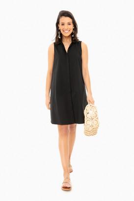 Black Sleeveless Charlie Dress