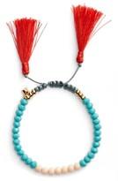 Rebecca Minkoff Women's Tropics Tassel Bracelet