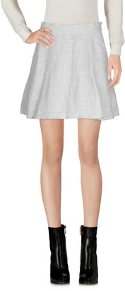 Band Of Outsiders Mini skirts - Item 35371732DB