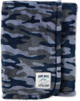 Carter's Camo-Print Plush Blanket, Baby Boys (0-24 months)