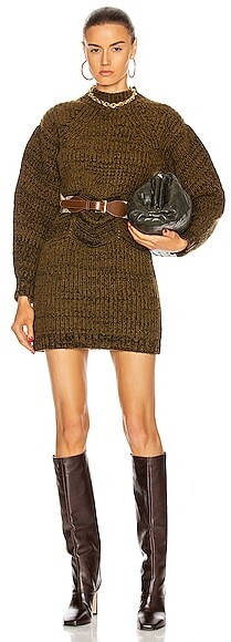 Thumbnail for your product : Nicholas Ilya Dress in Brown