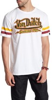 Von Dutch Spirit Graphic Print T-Shirt