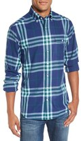 Vineyard Vines Men's 'Gateway Isles - Crosby' Slim Fit Plaid Sport Shirt