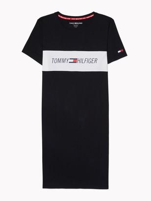 Tommy Hilfiger Essential Logo T-Shirt Dress