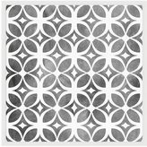 Pottery Barn Silver Leaf Sphere Abstract
