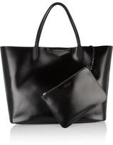 Givenchy Large Antigona shopping bag in shiny black leather