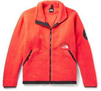 The North Face Nse Pumori Expedition Logo-Appliqued Polartec Fleece Jacket